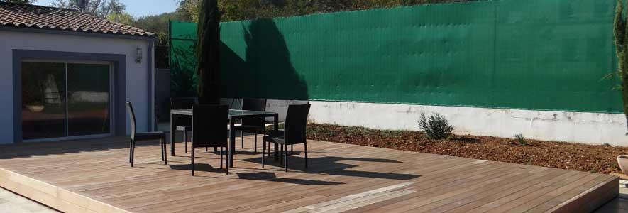 une terrasse en bois conseils