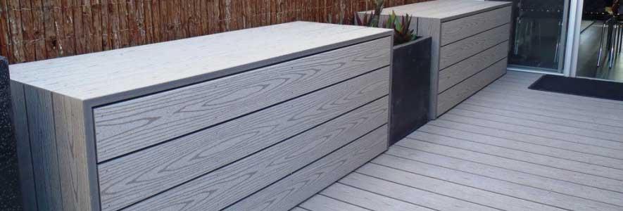Pour une terrasse pas chère
