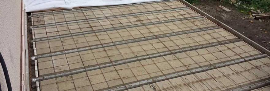construire un terrasse