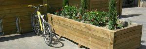 recyclés pour votre terrasse
